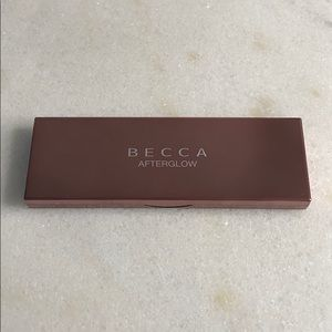 BECCA: After Glow Palette
